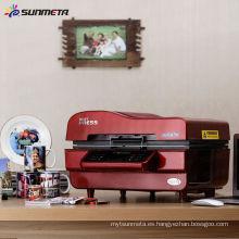 Pequeña máquina de la transferencia de la prensa del calor de la máquina de la impresora de la máquina del vacío de la sublimación 3D --- FABRICANTE