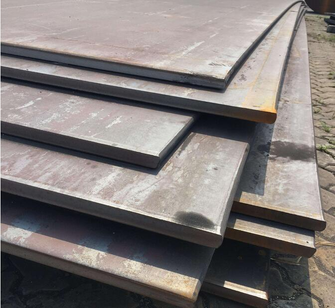 Mild Carbon Steel Plate Materials