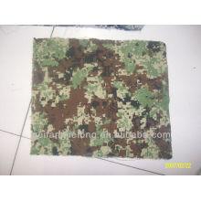 Tissu imprimé camouflage