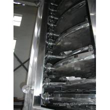 Secador de placas de vacío para pesticidas granulares