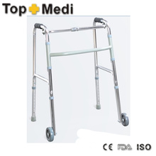 Medizinische Versorgung Einstellbare Rahmen Aluminium Walking Aid