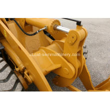 SEM660D 6 TON Wheel Loader 178kw Mesin Weichai
