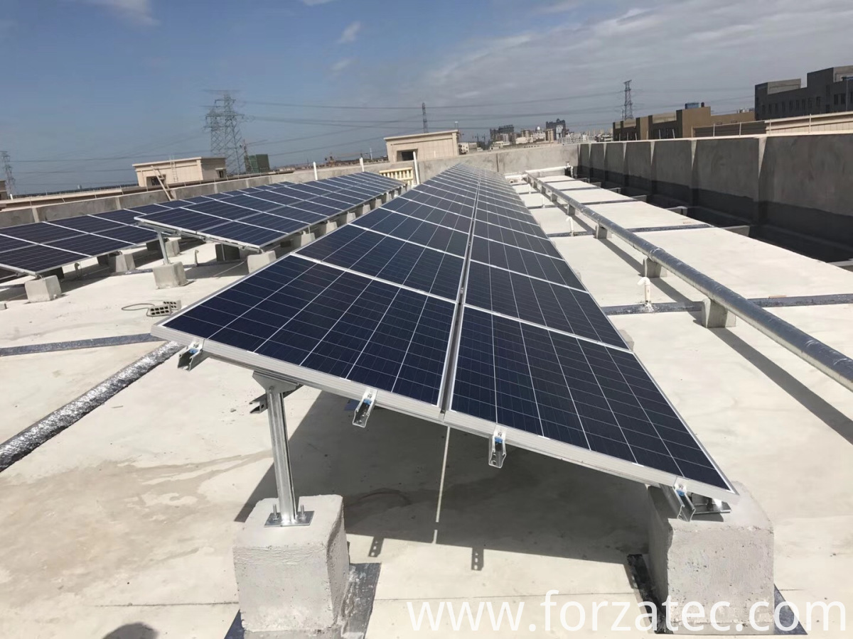 80KW PV Power System