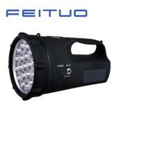Lámpara del LED, linterna de mano recargable antorcha, lámpara que acampa,