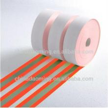 China Factory for Aramid Flame Reflective Yellow Warning Tape Cotton Flame Retardant Orange Warning Tape export to Papua New Guinea Manufacturer