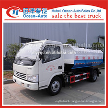 DFAC 2015 new condition chengli light refuse collection vehicle