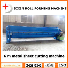 Máquina de corte hidráulica de venta caliente Dx