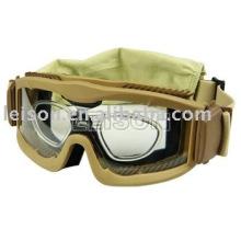 Militärische taktische ballistische Schutzbrille