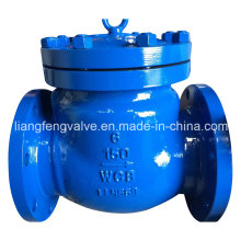 ANSI Flange End Swing Check Valve with Carbon Steel