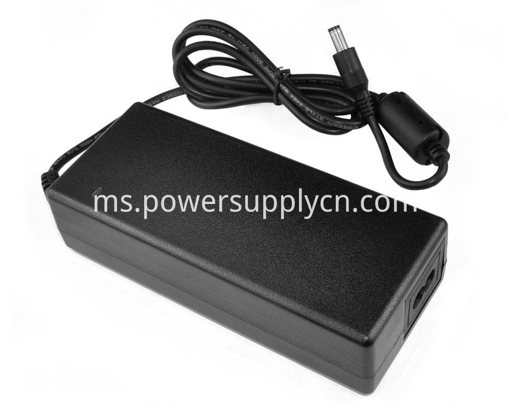 Desktop power adapter