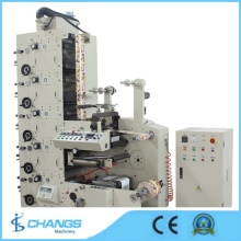 Shr-420 4 cores Label máquina de impressão flexográfica (etiqueta autoadesiva)