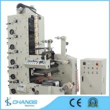 Shr-420 4-Colors Label Flexo Printing Machine (Self Adhesive Label)
