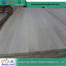 Seller of Paulownia Edge Board for Furniture