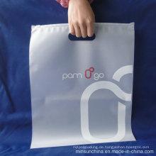 Plastic Hand Wiederverschließbare Ziplock Zipper Tasche