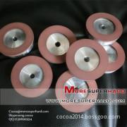 1A2 resin diamond grinding wheel for ceramic materials Cocoa@moresuperhard.com