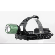 1, 000 Lumens Zoom in/out Rechargeable 18650 Headlamp