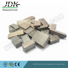 Jdk Diamond Segment Sandstone Segment Granite Segment