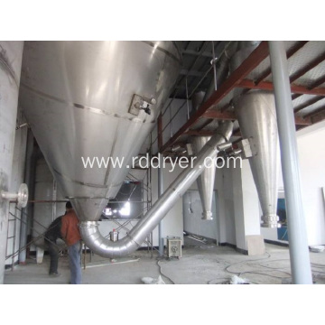 High Speed Centrifugal Zinc Diethyl Dithiocarbamate Spray Dryer
