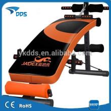 Banc de musculation multifonction avec CE approuvé SIT UP banc exerciseur équipement