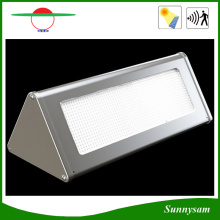 1000lm Microwave Radar Motion Sensor Aluminium LED Solar Garden Light