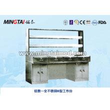 Stainless steel type III workbench