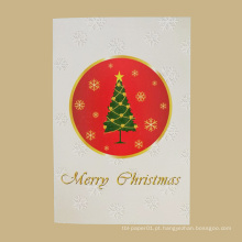 Vender bem novo tipo Europa dia de Natal cartão