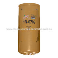 1R0716 oil filter replacement CAT filter