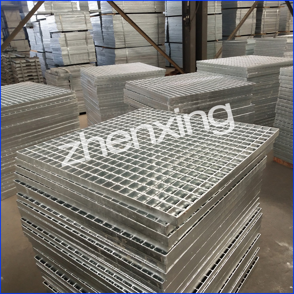 Steel Grating For Vehicles