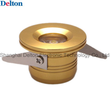 1W Round Mini LED Spot Light (DT-CGD-018A)