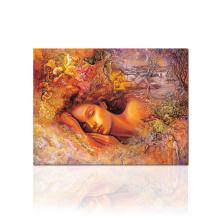 Impression sur toile de déesse, cadre de peinture pour décoration intérieure