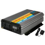 1500w 12V Pure sine wave inverter off grid with Remote