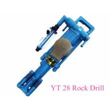 Pneumatic Air Leg Rock Drill Rig Jack Hammer