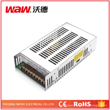 201W 5V 40A Switching Power Supply with Short Circuit Protection