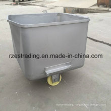 Stainless Steel 200L Meat Trolley