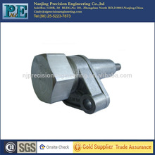 China hohe Präzision Custom Casting Aluminium mechanische Teile