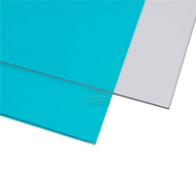 Plastic Panel Building Material Roofing Pc Solid Sheet