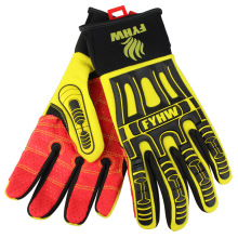 Wear resistant personal protective gloves for outdoor sports