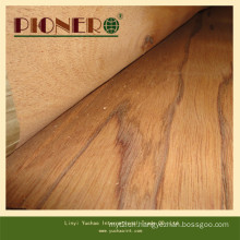 4*8′ Size Reconstituted Veneer Poplar for India