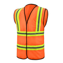 Factory directly sale for Reflective Waistcoat Safety Vest with Fluorescent Yellow tapes supply to Palau Suppliers