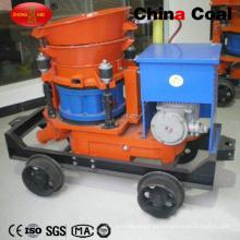 Construcción Mining Tuneling Pz-5 Dry Mix Concrete Shotcrete Gunite Machine