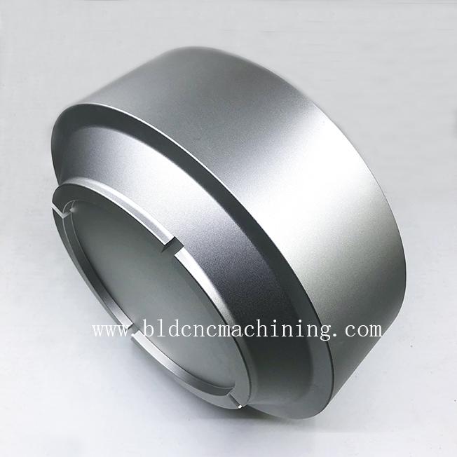 Cnc Milling Aluminium Alloy