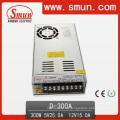 D-300A 5VDC 25A / 12V 15A Fuente de alimentación de conmutación de salida dual