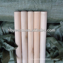 120x2.2cm natural wooden broom handle