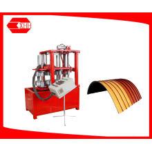 Máquina de doblado de chapa metálica para techos de costura de pie (YX65-300-600)