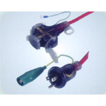 Japanese PSE Power Plugs