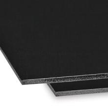 A4 10mm Black Foam Boards