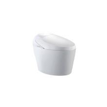 High-End-europäische Standard-Wasserdruck- und Temperaturanpassung spezialisierte Toiletten mit warmen automatischen Toilettensitz
