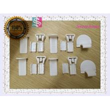 Plisados accesorios plásticos plásticos durables maquinaria