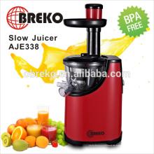 AJE338 juicer lento, extractor lento del juicer, juicer del taladro