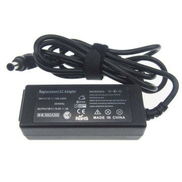 Adaptador do portátil de 39W 19.5V 2A para SONY ULTRABOOK